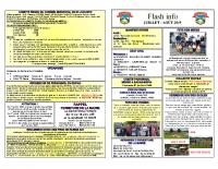 Flash juin-juillet 19